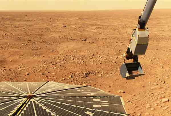 Interesting Facts About Mars Planet in Hindi